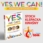 """Yes, we can! Powo�ani, by �wiadczy�"""